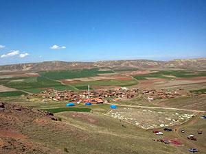 Çorum Sungurlu Tatlısu Köyü