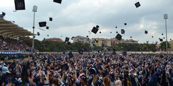 Klü 3 Bin 458 Öğrencisini Mezun Etti