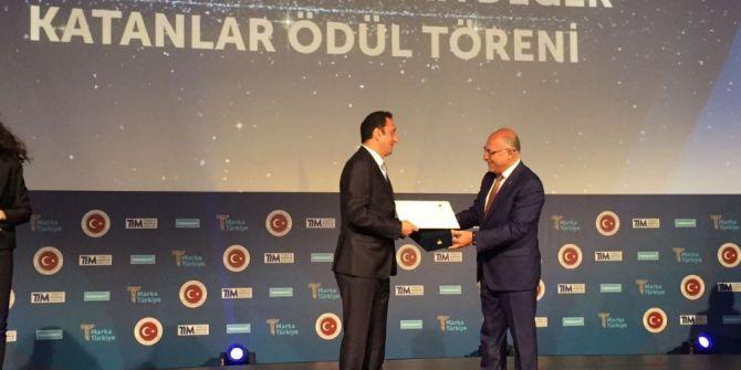 'Türkiye'nin Katma Değer Üreten Marka' Ödülü, Vsy Biotechnology'nin Oldu