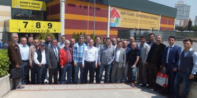Kdz. Ereğli Tso Yönetimi Üyelerini Tüyap Yapı Fuarına Götürdü
