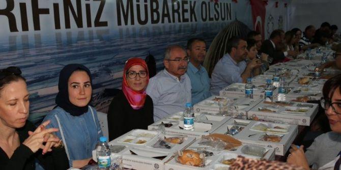 Mardin'de İlk İftar Açıldı