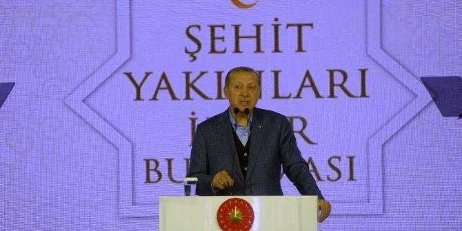 """Cumhurbaşkanı Erdoğan: """"15 Temmuz'un Tekerrürüne Müsaade Etmeyeceğiz"""""""