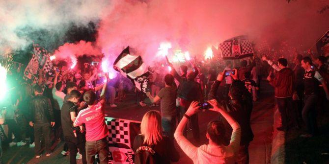 Beşiktaş, Tekirdağ'ı Salladı