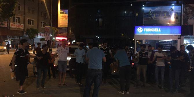 Beşiktaşlılar Iğdır'da Coştu