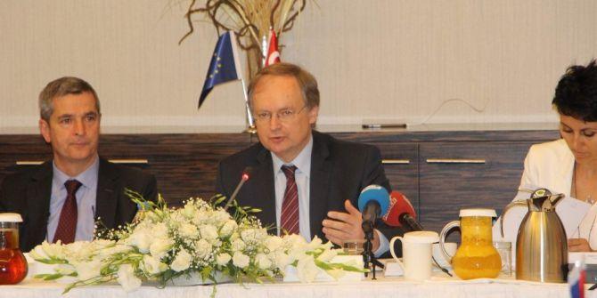 """Ab Türkiye Delegasyonu Başkanı Berger: """"Avrupa Birliği'nin İdam Cezası Hususundaki Pozisyonu Son Derece Net"""""""