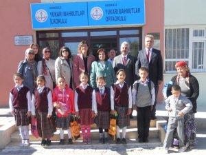 Kırıkkale Yukarı Mahmutlar Köyü