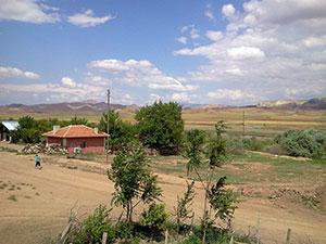 Çorum Sungurlu Terzili Köyü