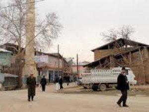 Elazığ Bahçekapı Köyü