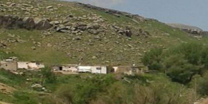 Ağrı Taşlıçay Samanyolu Köyü