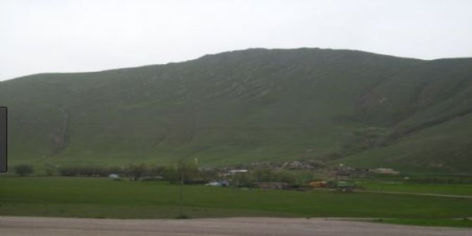 Ağrı Taşlıçay Taşteker Köyü