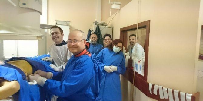 Esogü'de 'Varikosel' Rahatsızlığı İçin Ameliyatsız Çözüm