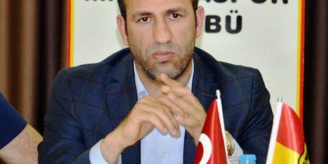 Evkur Yeni Malatyaspor Başkanı Gevrek'ten Taraftara Müjde