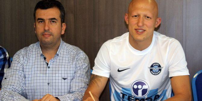 Adana Demirspor, Sezer Özmen İle 2 Yıllık Sözleşme İmzaladı