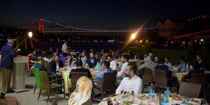 Lider Ülke Türkiye Platformu İftarda Buluştu