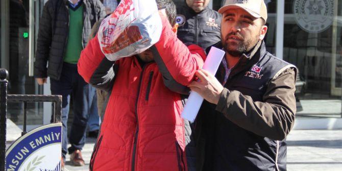 Deaş'tan Yargılanan Irak Uyruklu Şahsa 2 Yıl 1 Ay Hapis