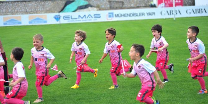 İnegölspor Yaz Spor Okulu Başladı