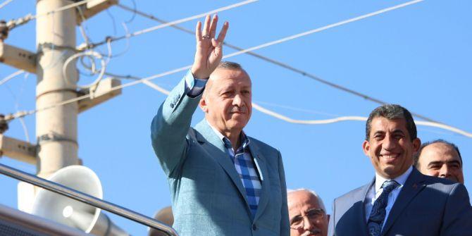 """Cumhurbaşkanı Erdoğan: """"Kılıçdaroğlu Gibileri Bizim Rabiamızı Bilemez"""""""