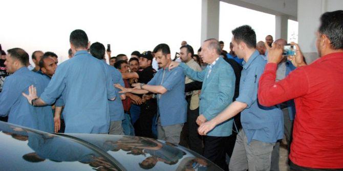 Cumhurbaşkanı Erdoğan'dan Duygulandıran Ziyaret