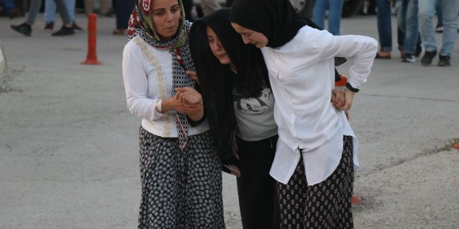 Havuzda Elektrik Akımına Kapılarak Ölen 5 Kişi İstanbul'a Gönderildi