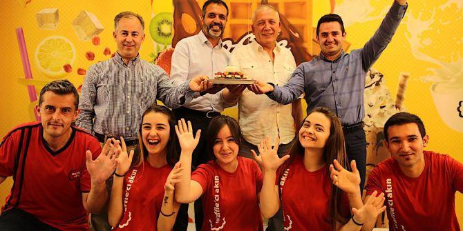Türk Waffle Dünyanın En İyisi Oldu