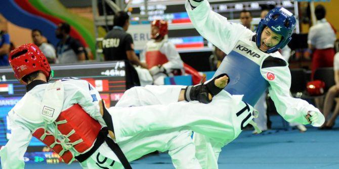 23. Büyükler Dünya Tekvando Şampiyonası'nda İlk Gün Tamamlandı