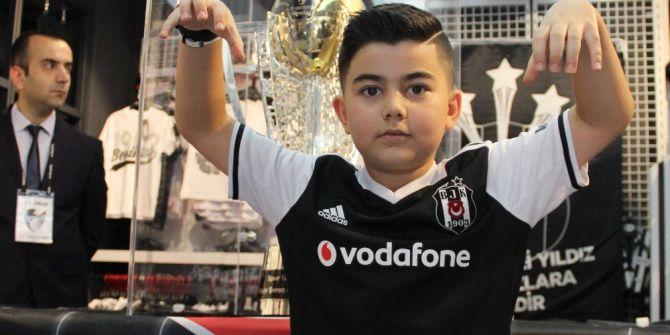 Beşiktaş'ın Şampiyonluk Kupası İzmir'de