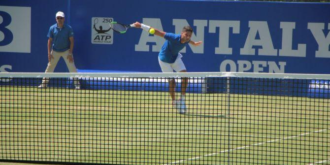 Antalya Open Atp Başladı