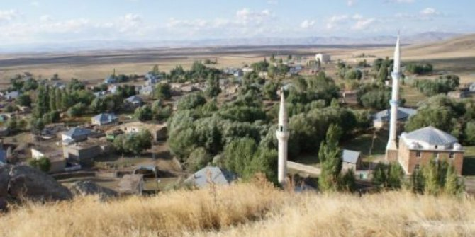 Ağrı Tutak Dorukdibi Köyü