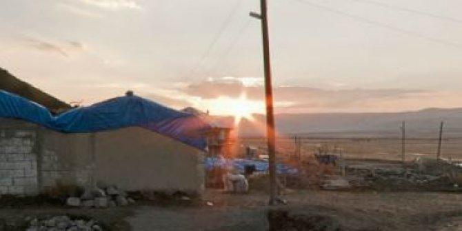 Ağrı Tutak Ergeçidi Köyü