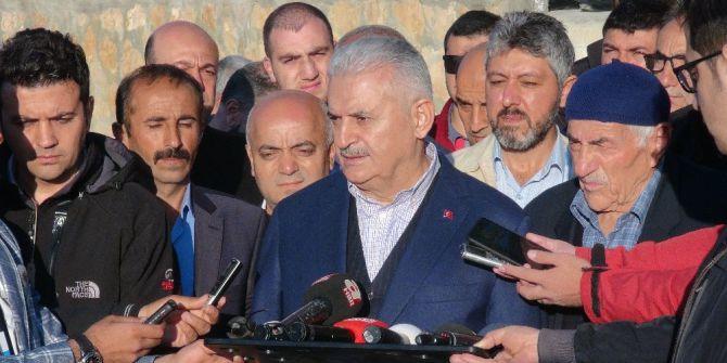 Başbakan Yıldırım, Bayram Namazını Memleketi Kayı Köyünde Kıldı