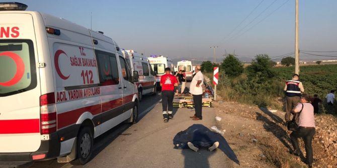 Otobüs Kazasında Ölen Yolcunun Kimliği Belli Oldu