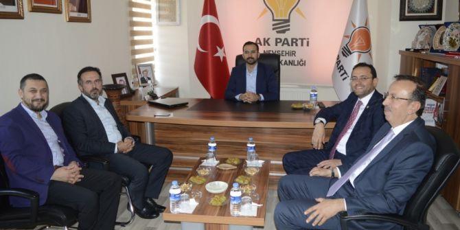 Ak Parti Nevşehir Teşkilatı Bayramlaştı