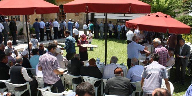 Uçhisar'da Ramazan Bayramı Dolayısıyla Bayramlaşma Yapıldı