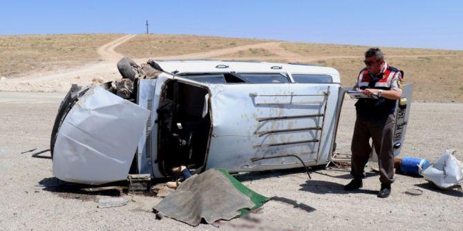 Gaziantep'te Feci Kaza: 1 Ölü