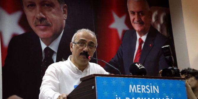 """Bakan Elvan: """"Terör Örgütleri Ve İşbirlikçileri Ülkemizin Önünü Asla Kesemeyecek"""""""