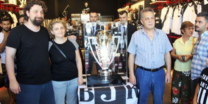 Bodrumlu Beşiktaşlılara Bayram Sürprizi