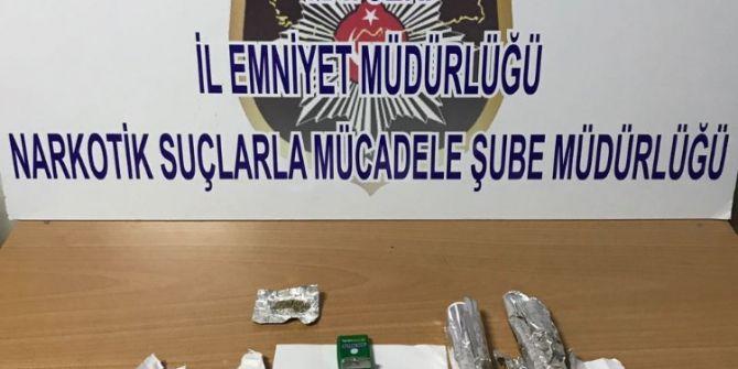 Uyuşturucu Tacirlerine Bayramda Şok Operasyon