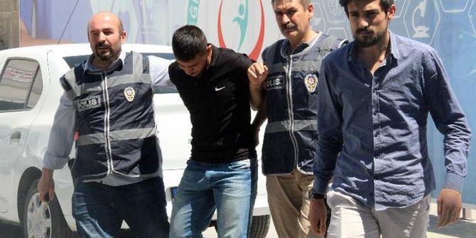 18 Yaşındaki Suç Makinesi Tutuklandı