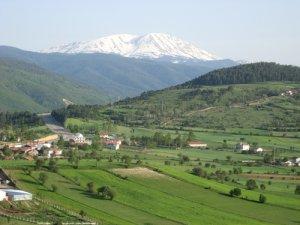 Kastamonu Ballık Köyü