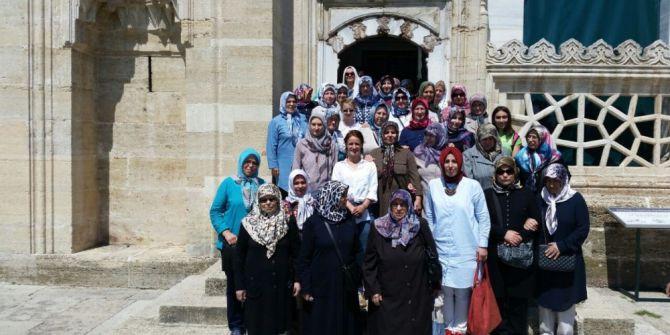 Edirne Turizm Tanıtım Merkezine Yoğun İlgi
