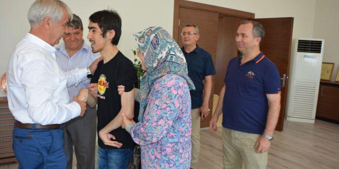 Murat Can, Engellilerin Bilgisayar Kullanımını Kolaylaştırmak İçin Çalışıyor