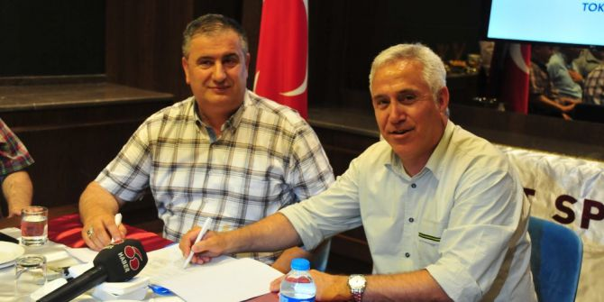 Tokatspor'da Coşkundere Dönemi