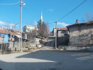 Kütahya Bayat Köyü