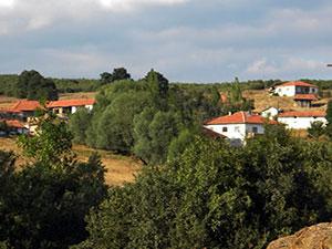 Çorum Sungurlu Yeni Hacılarhanı Köyü