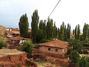 Çorum Sungurlu Yeşilova Köyü