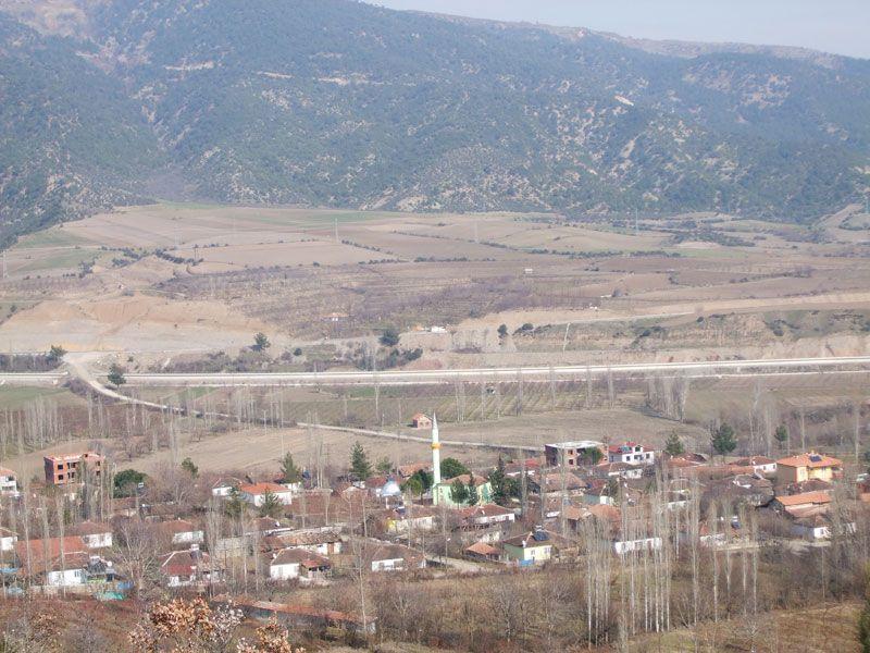 Amasya Taşova Yenidere Köyü