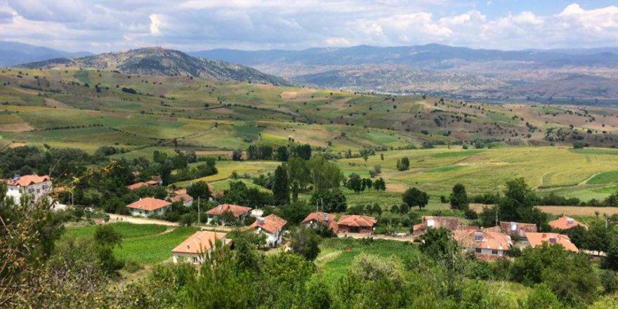 Amasya Taşova Şahinler Köyü