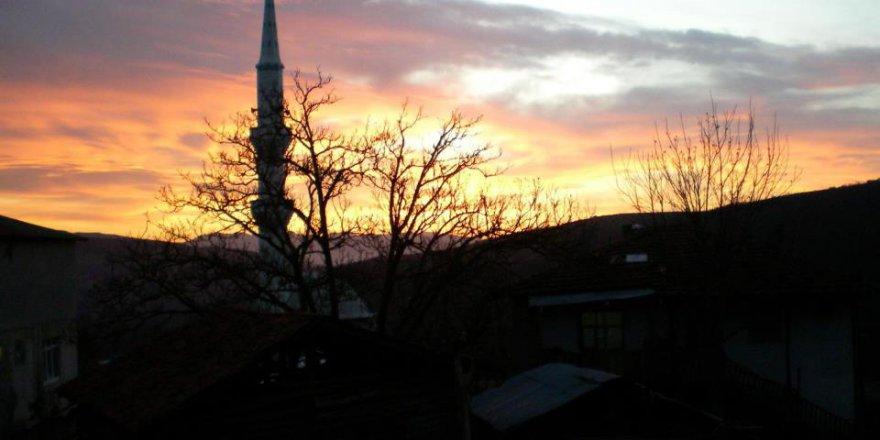 Amasya Taşova Şeyhli Köyü