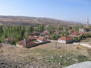 Çorum-Sungurlu Ekmekçi Köyü