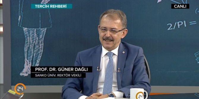 Sanko Üniversitesi Rektör Vekili Prof. Dr. Dağlı: